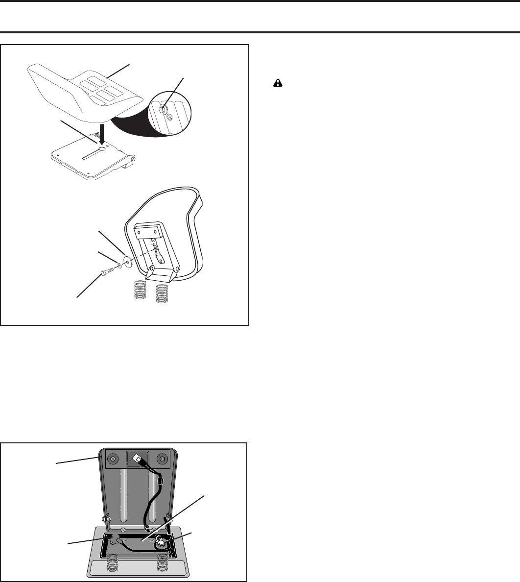 Page 7 of Poulan Lawn Mower PO15538LT User Guide