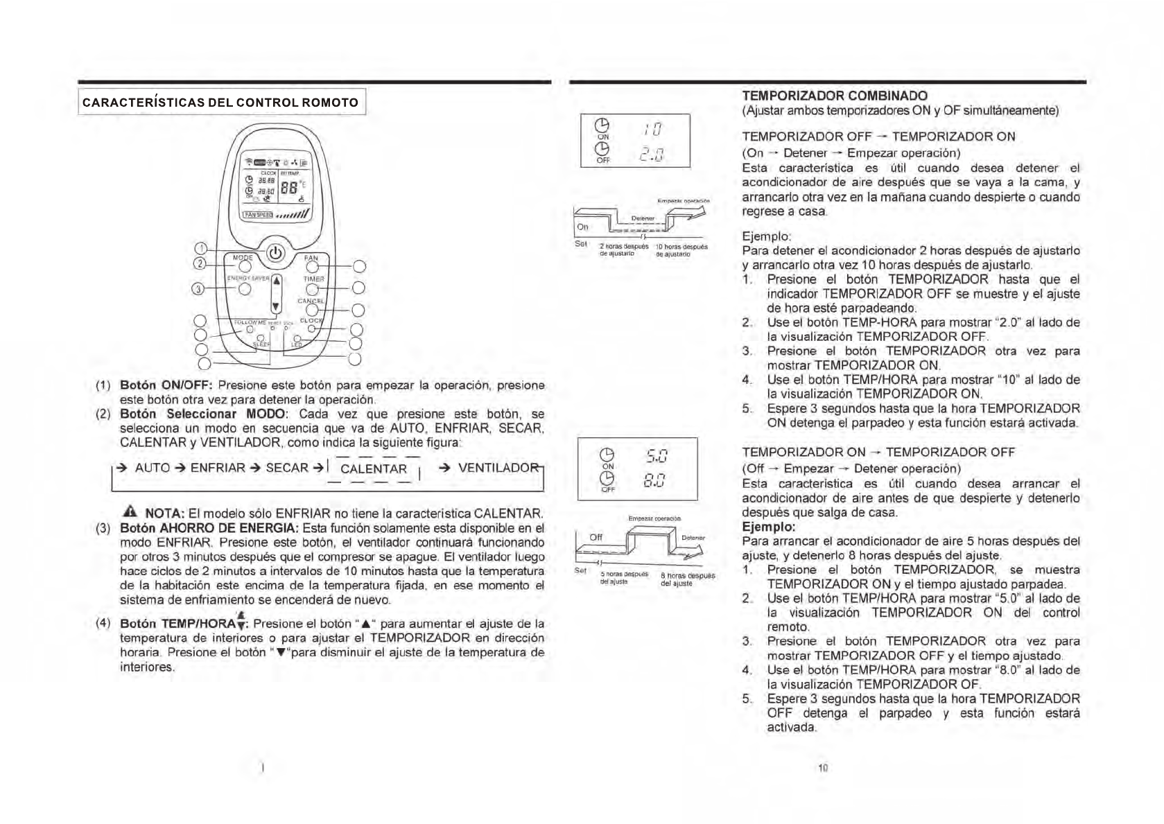 Page 44 of Continental Electric Air Conditioner CE11105