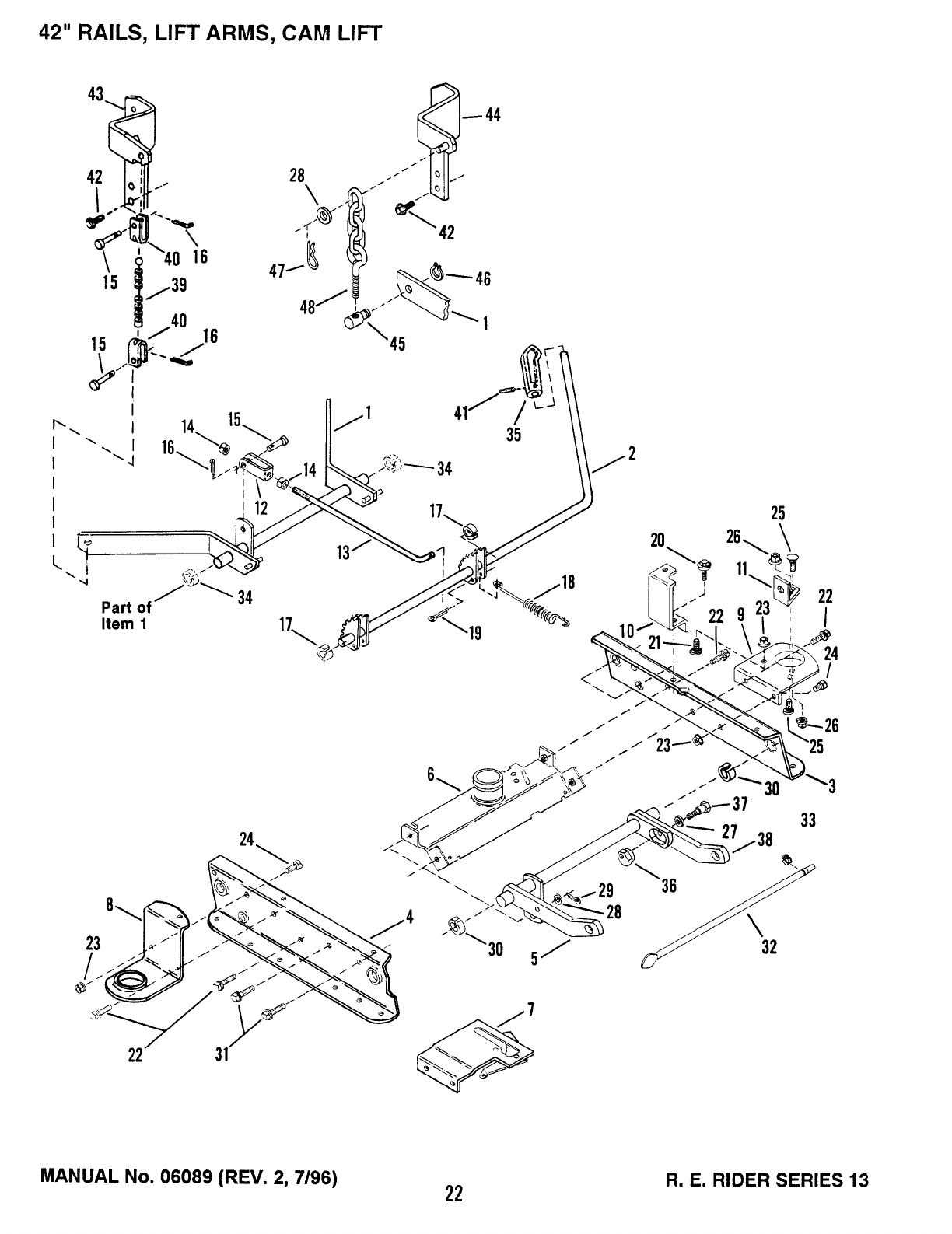 Page 22 of Snapper Lawn Mower 13 User Guide