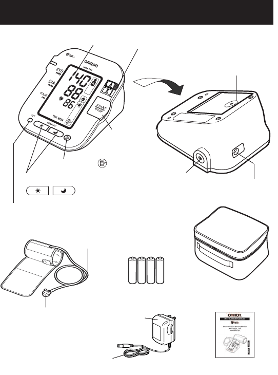 Page 9 of Omron Healthcare Blood Pressure Monitor HEM-780