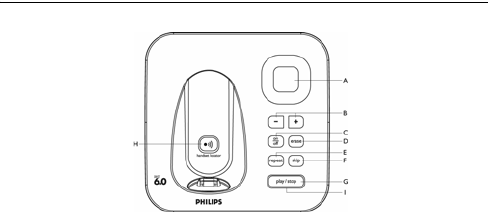 Page 15 of Philips Telephone CD 155 User Guide