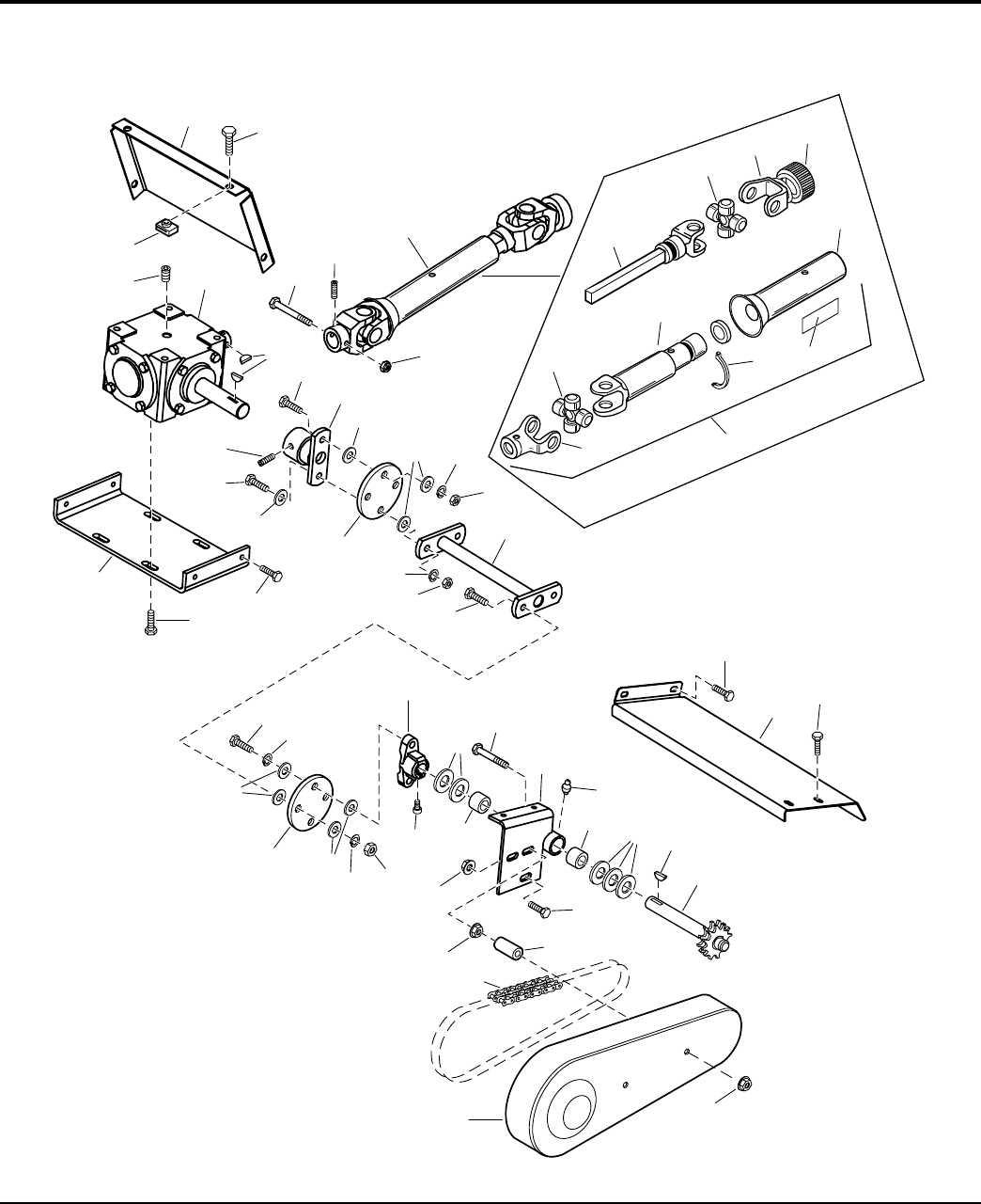 Page 6 of Simplicity Snow Blower Attachment 1694403 User