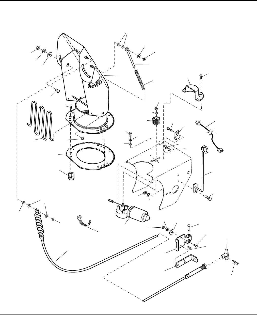 Page 10 of Simplicity Snow Blower Attachment 1694403 User