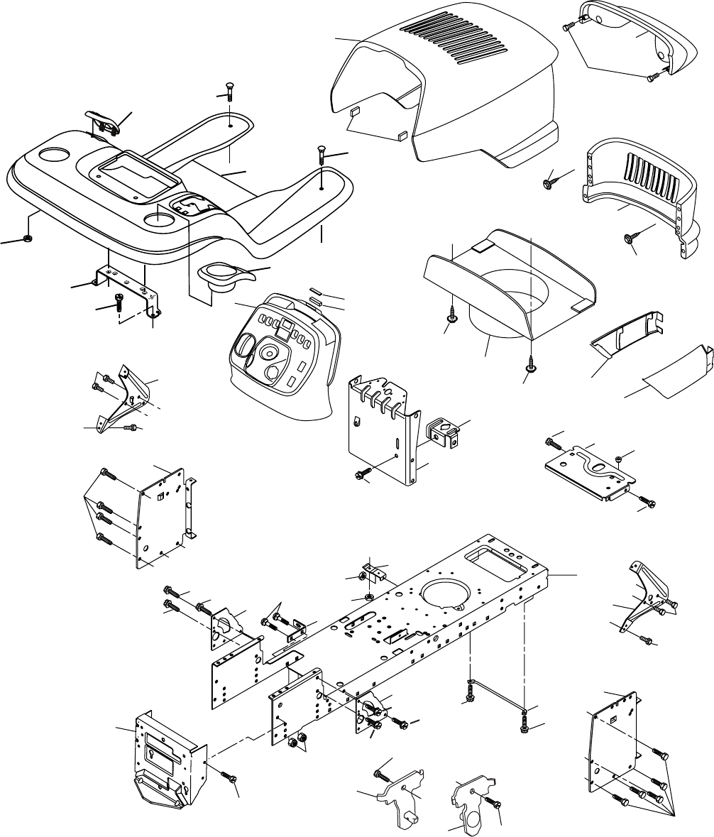 Page 32 of Poulan Lawn Mower 02153 User Guide