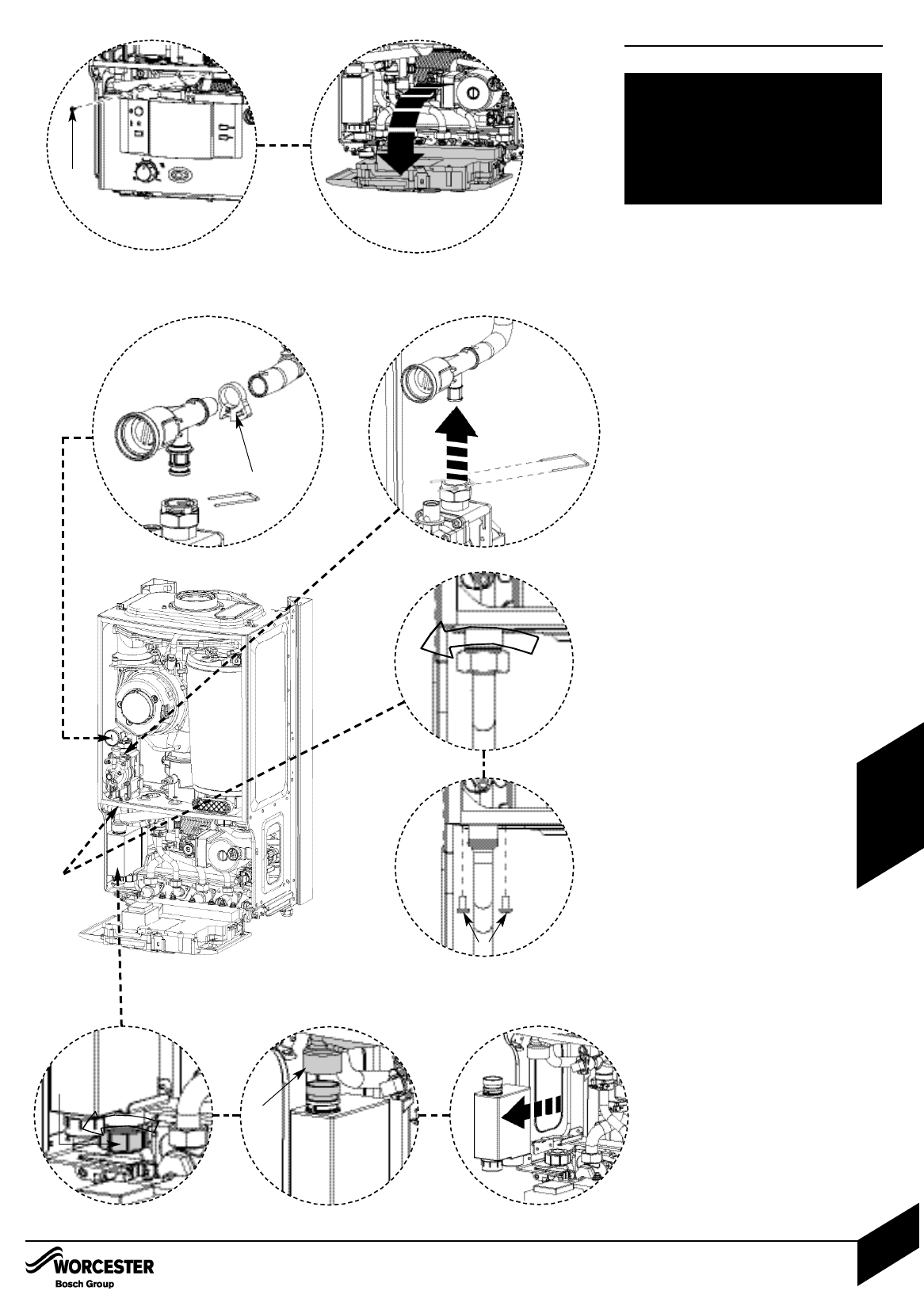 Page 43 of Bosch Appliances Boiler 28i junior User Guide