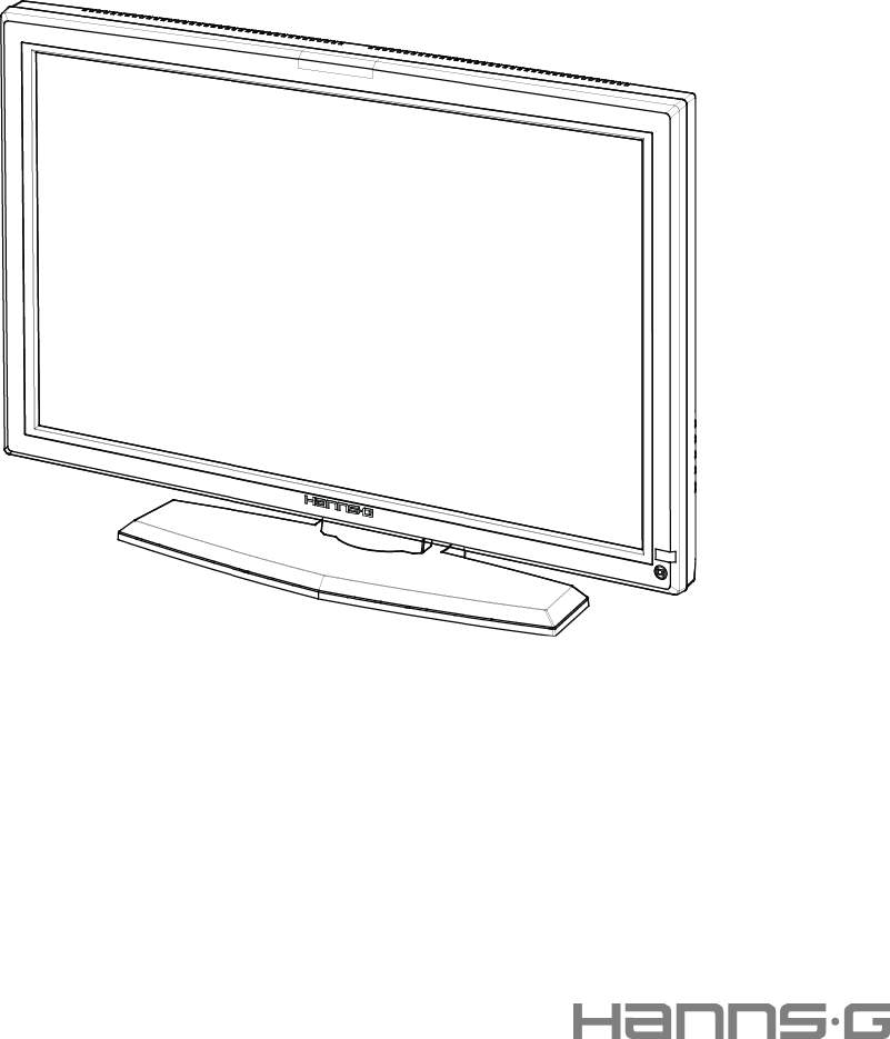 Hanns.G Flat Panel Television HG281 User Guide