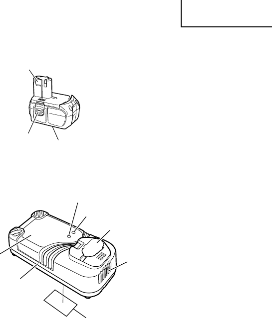 Page 9 of Hitachi Cordless Drill DH 18DL User Guide