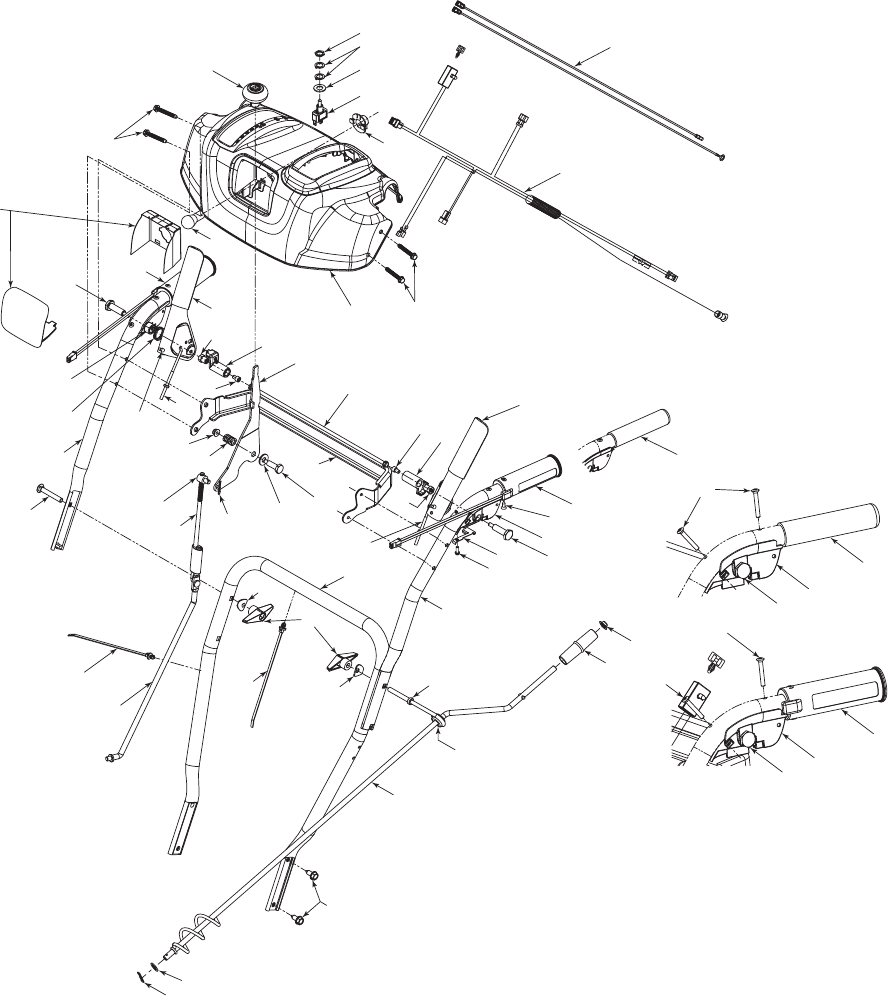 Page 28 of Cub Cadet Snow Blower 600 User Guide
