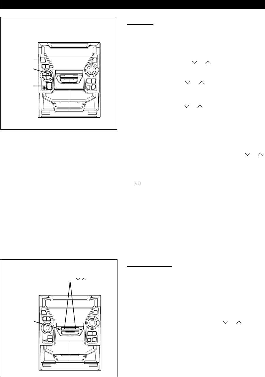 Page 12 of Sharp Stereo System CD-BA150 User Guide