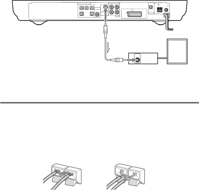 Page 16 of Sony Home Theater System DAV-SR4W User Guide