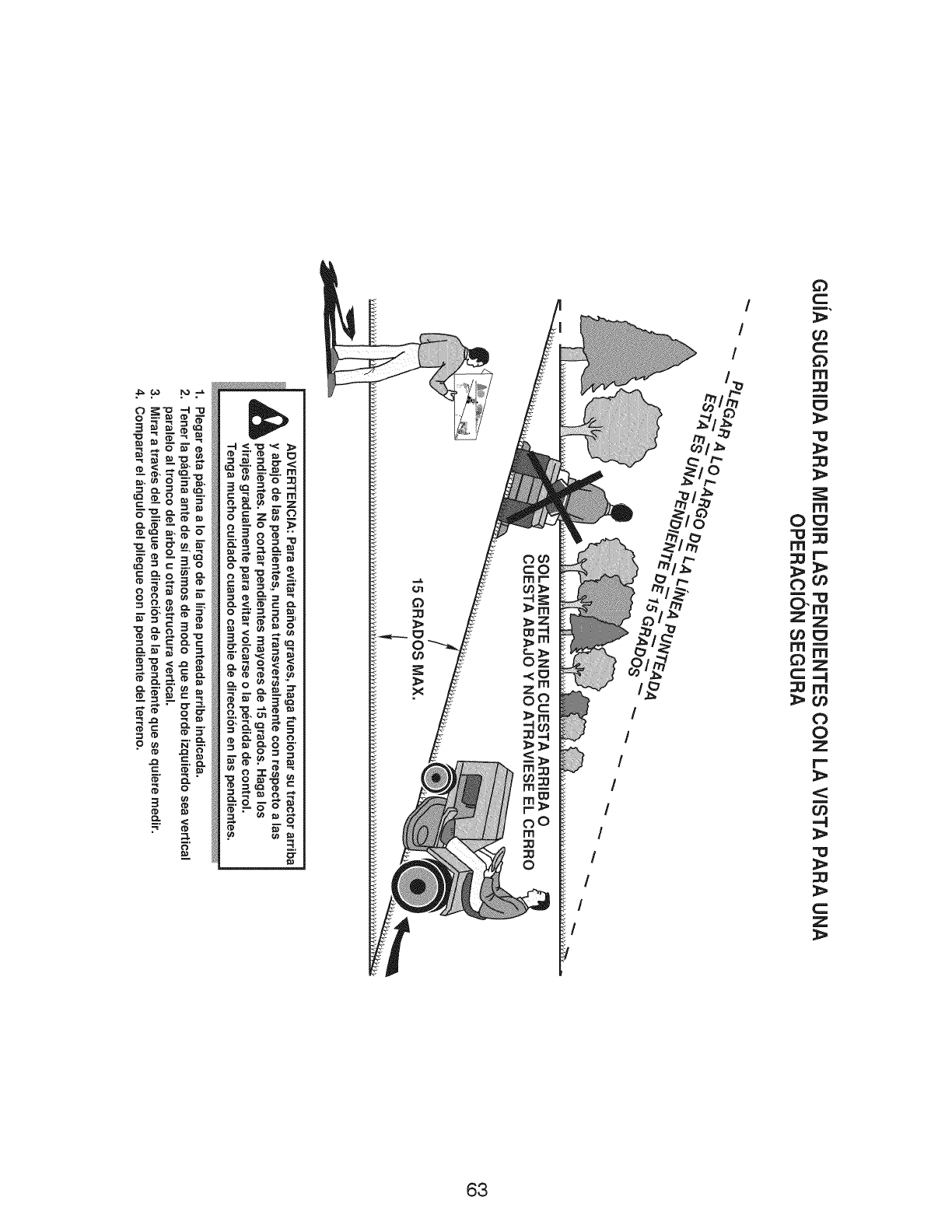 Page 63 of Craftsman Lawn Mower YT 3000 User Guide