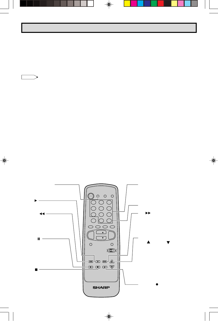 Page 41 of Sharp TV VCR Combo 32C530 User Guide