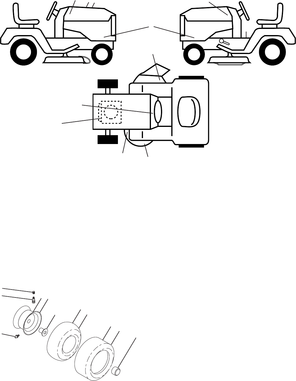 Page 39 of Husqvarna Lawn Mower 2042 LS User Guide