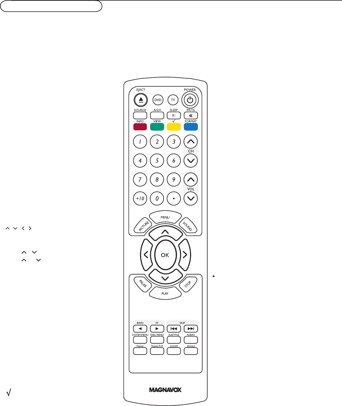Page 9 of Magnavox TV DVD Combo 26MD25ID, 32MD25ID User