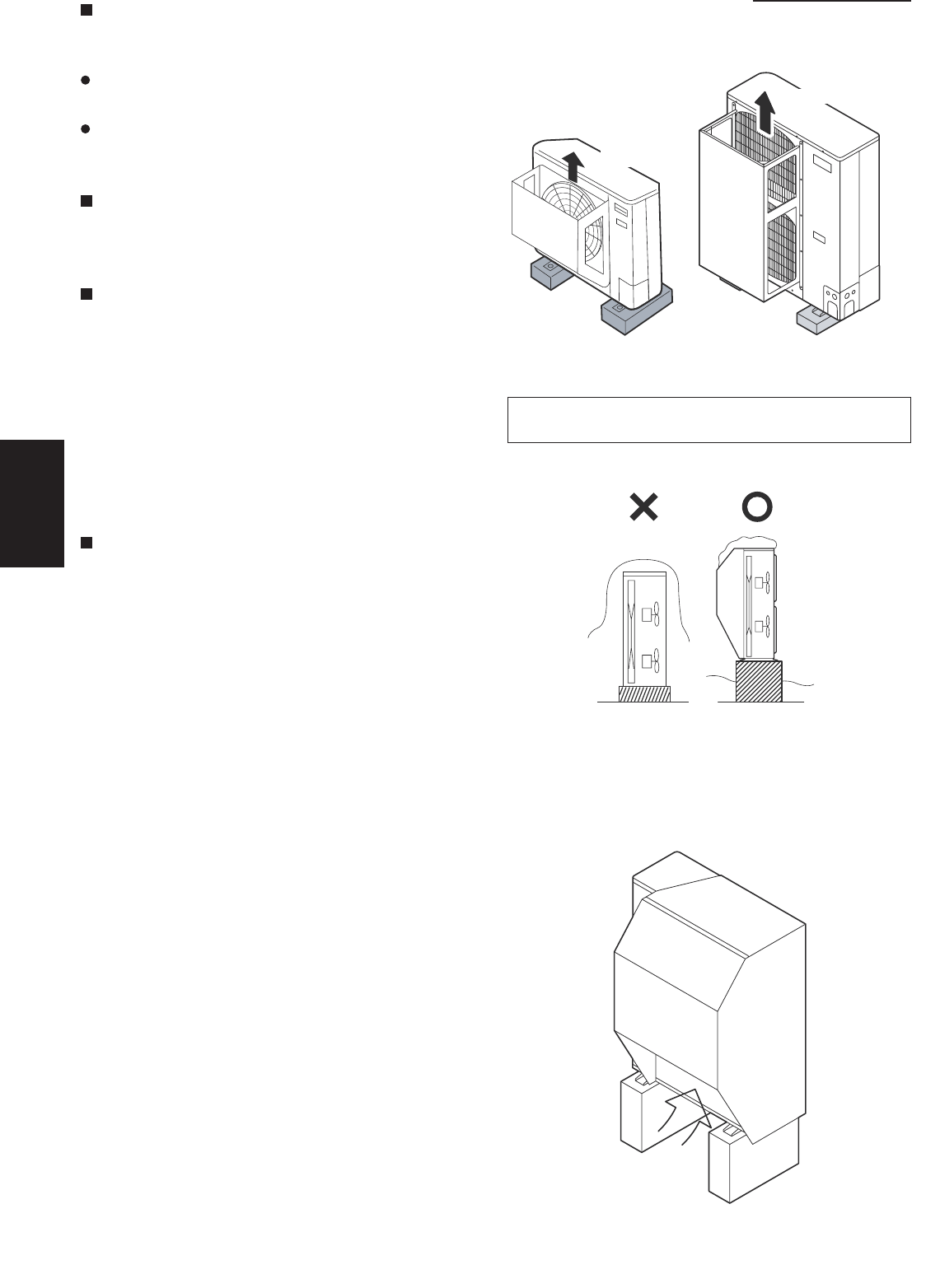 Page 94 of Sanyo Air Conditioner KH3672R / CH3672R User