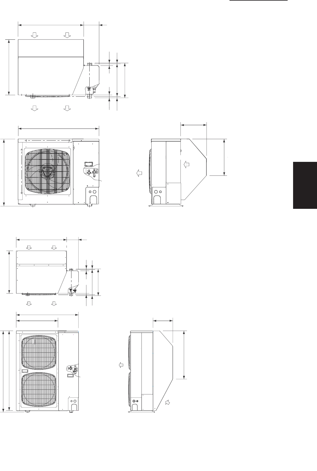 Page 99 of Sanyo Air Conditioner KH3672R / CH3672R User