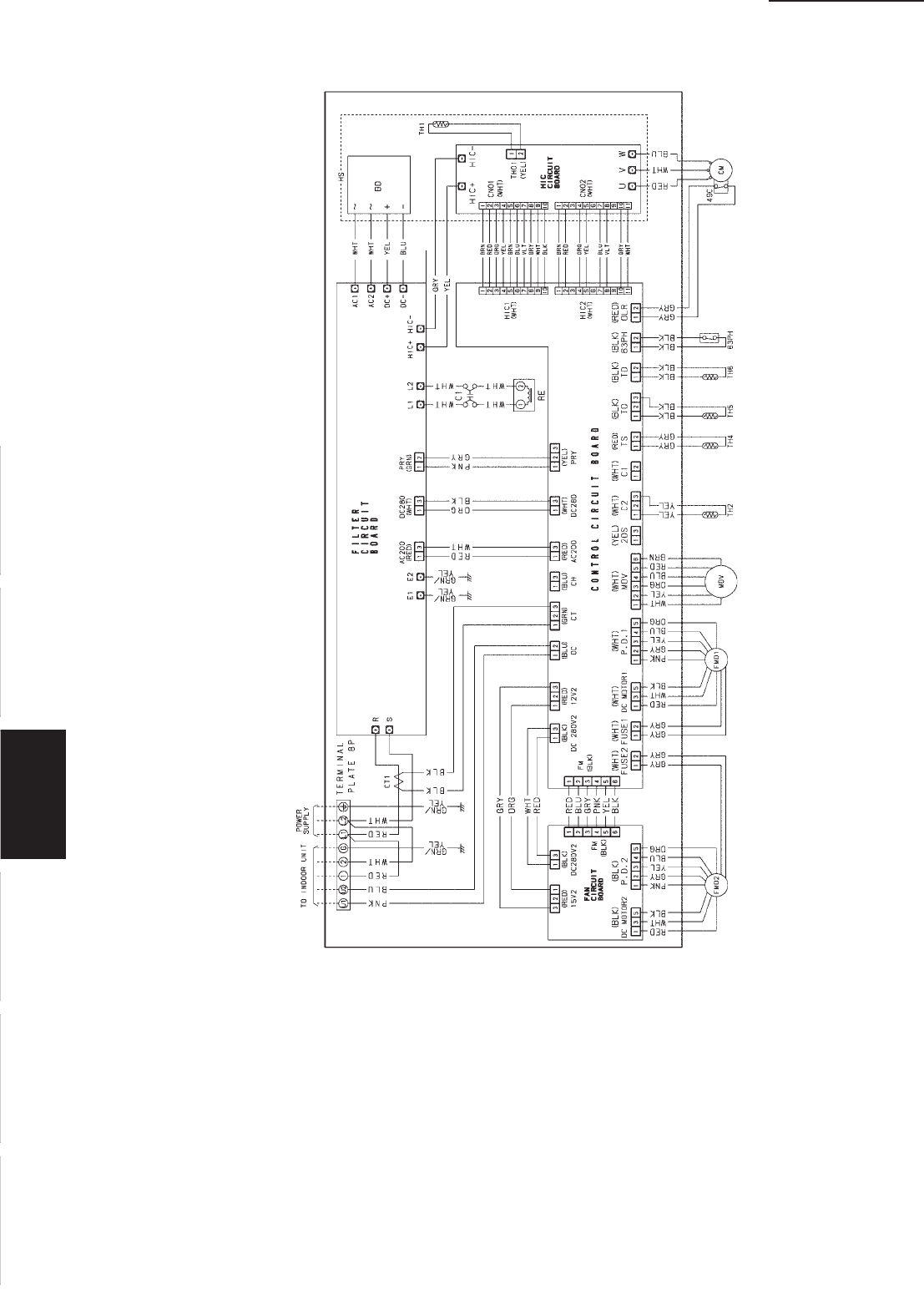 Page 144 of Sanyo Air Conditioner KH3672R / CH3672R User