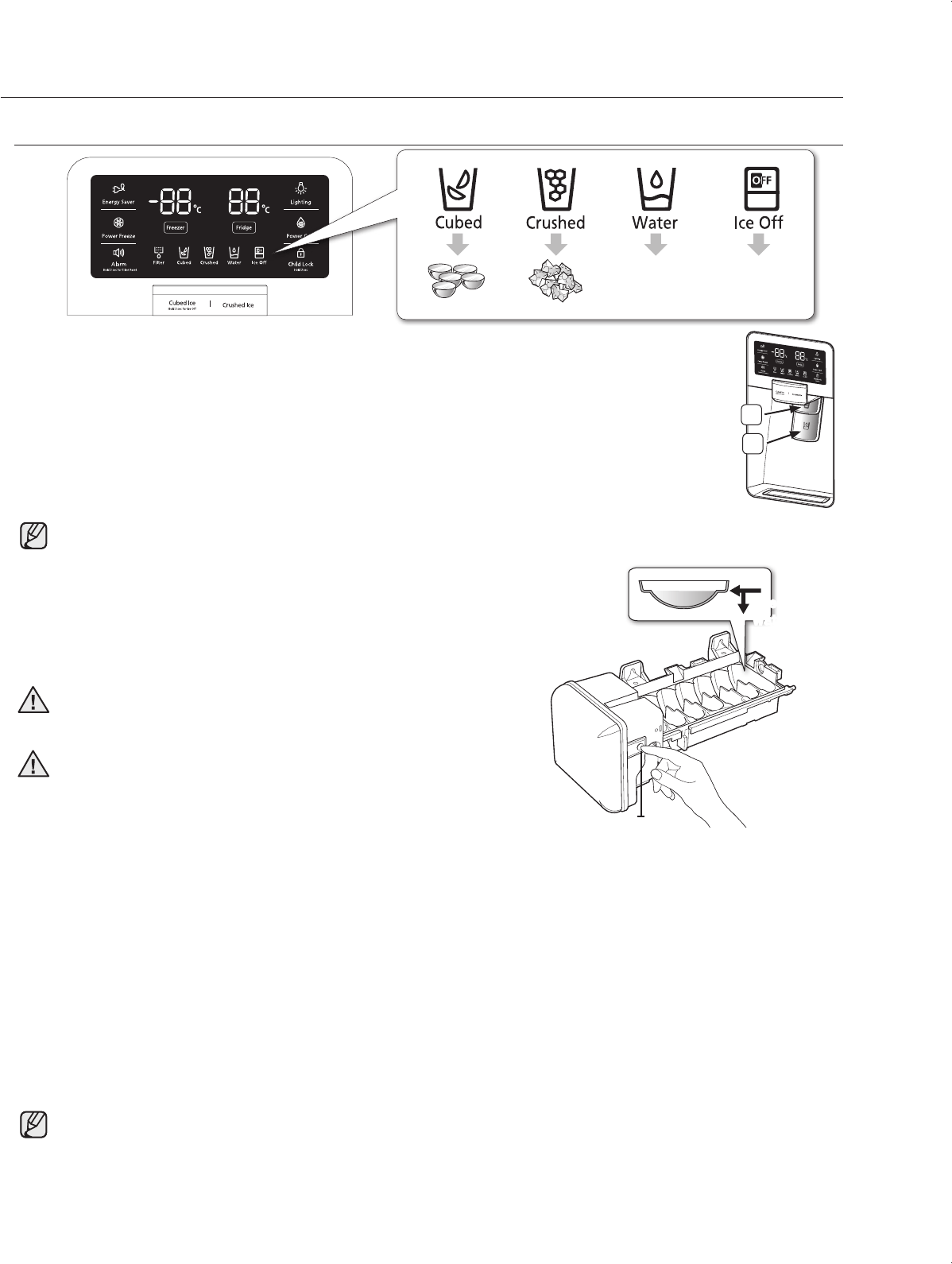 Page 28 Of Samsung Refrigerator Rf Hars User Guide