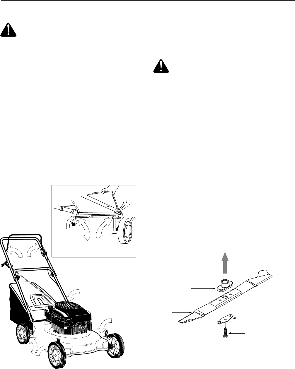 Page 14 of Yard Machines Lawn Mower 21