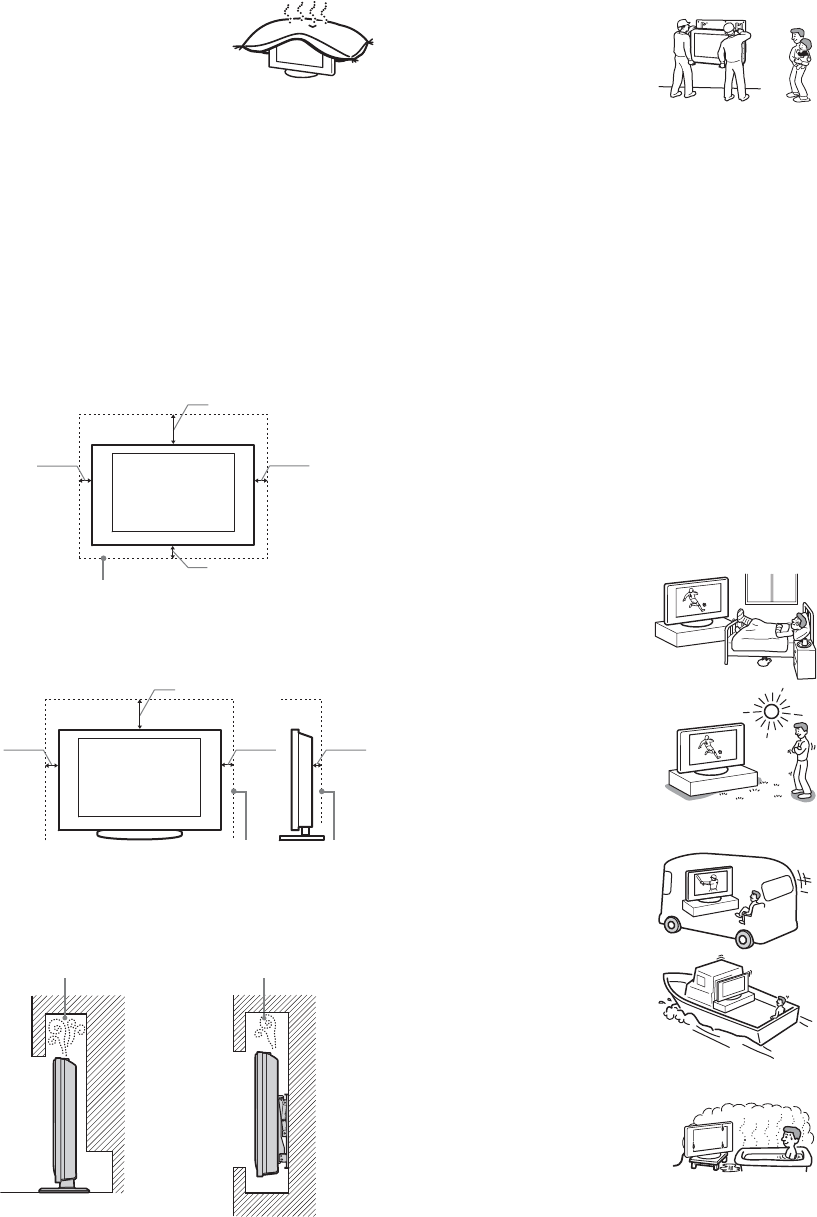 Page 8 of Sony Flat Panel Television KDL-40S2010 User