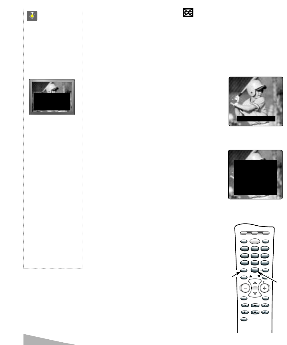 Page 16 of Sanyo CRT Television DS25500 User Guide