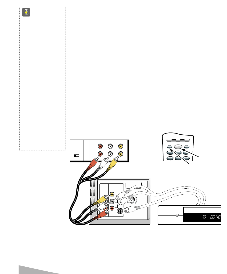 Page 12 of Sanyo CRT Television DS25500 User Guide