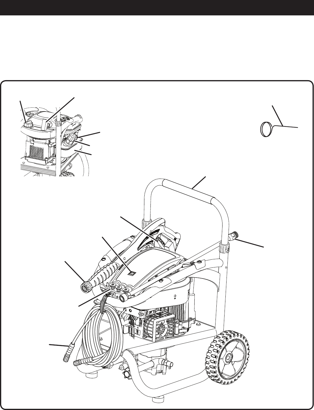 Page 7 of Husky Pressure Washer HU80520 User Guide