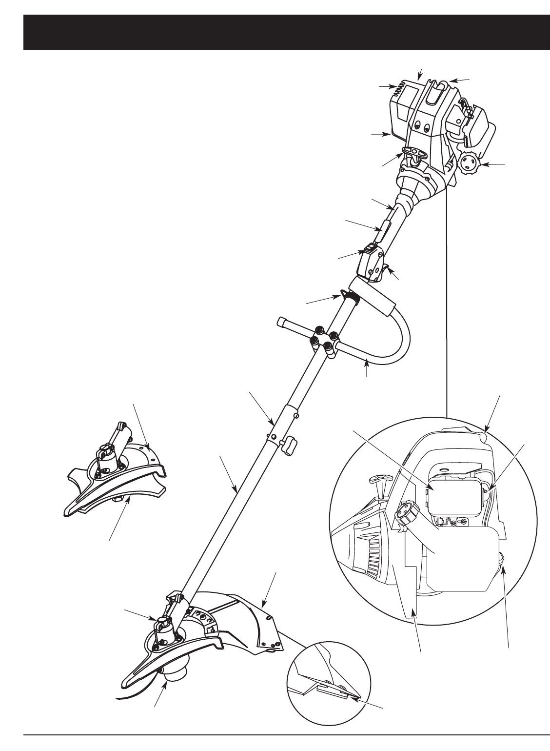 Page 7 of Troy-Bilt Trimmer TB490BC User Guide