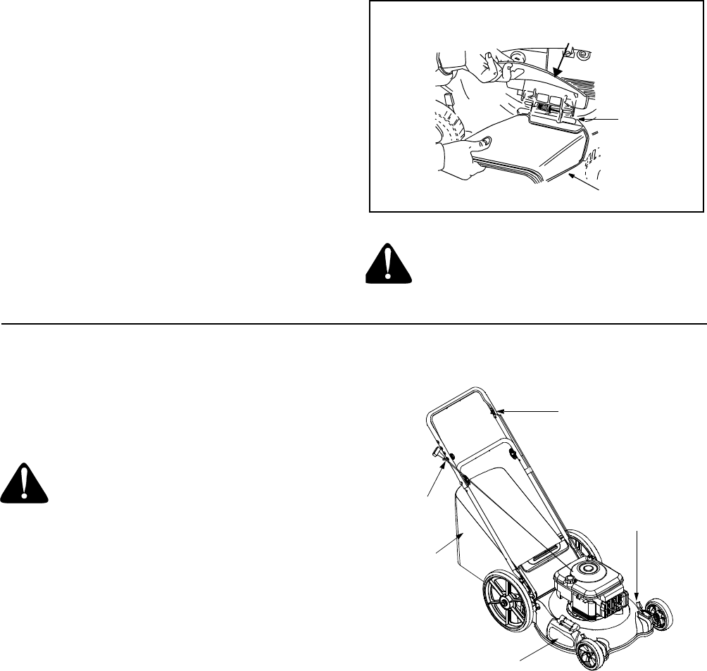 Page 9 of Bolens Lawn Mower Series 544 User Guide
