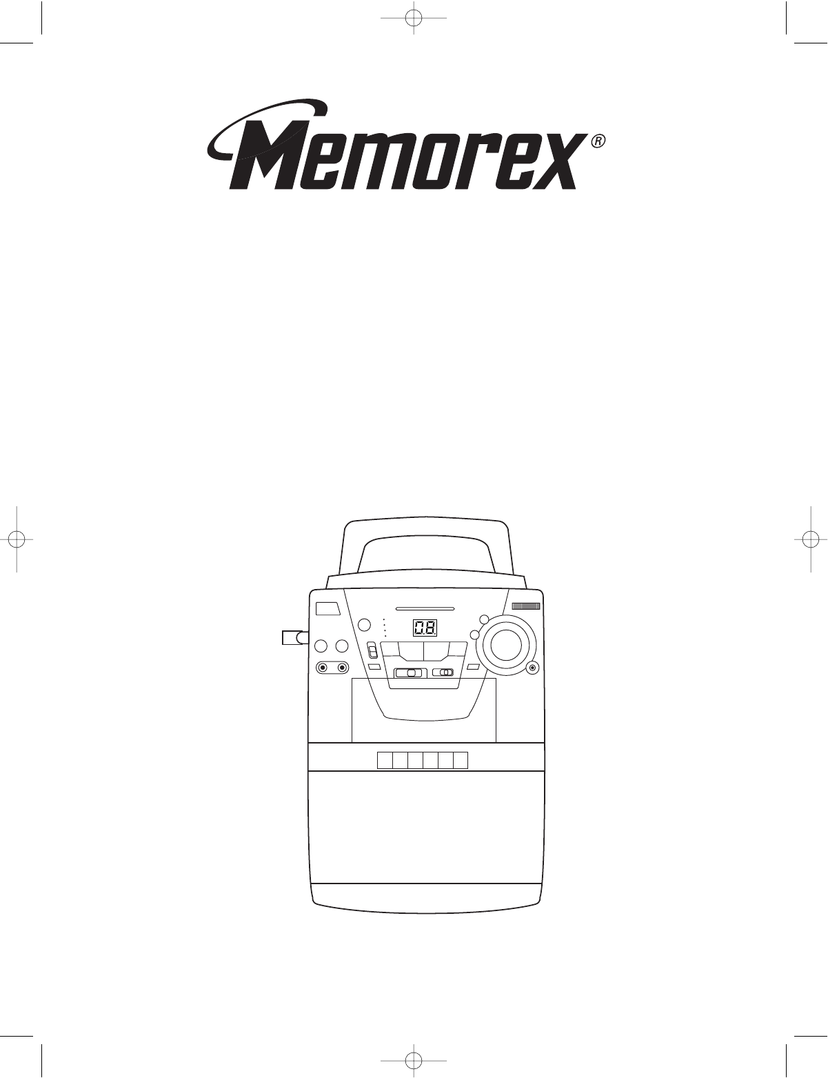 Memorex Stereo System Mks User Guide