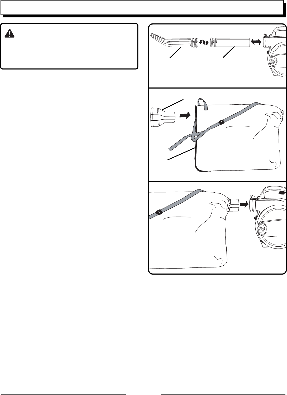 Page 9 of Homelite Blower ZR08107 User Guide