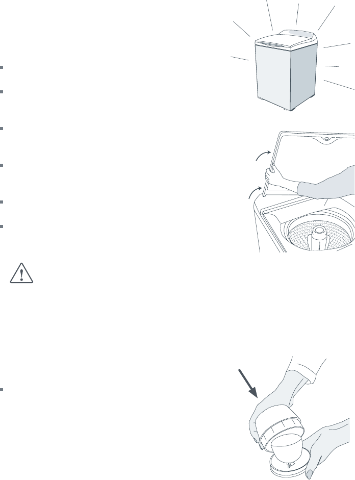 Page 30 of Fisher & Paykel Washer GWL11 User Guide