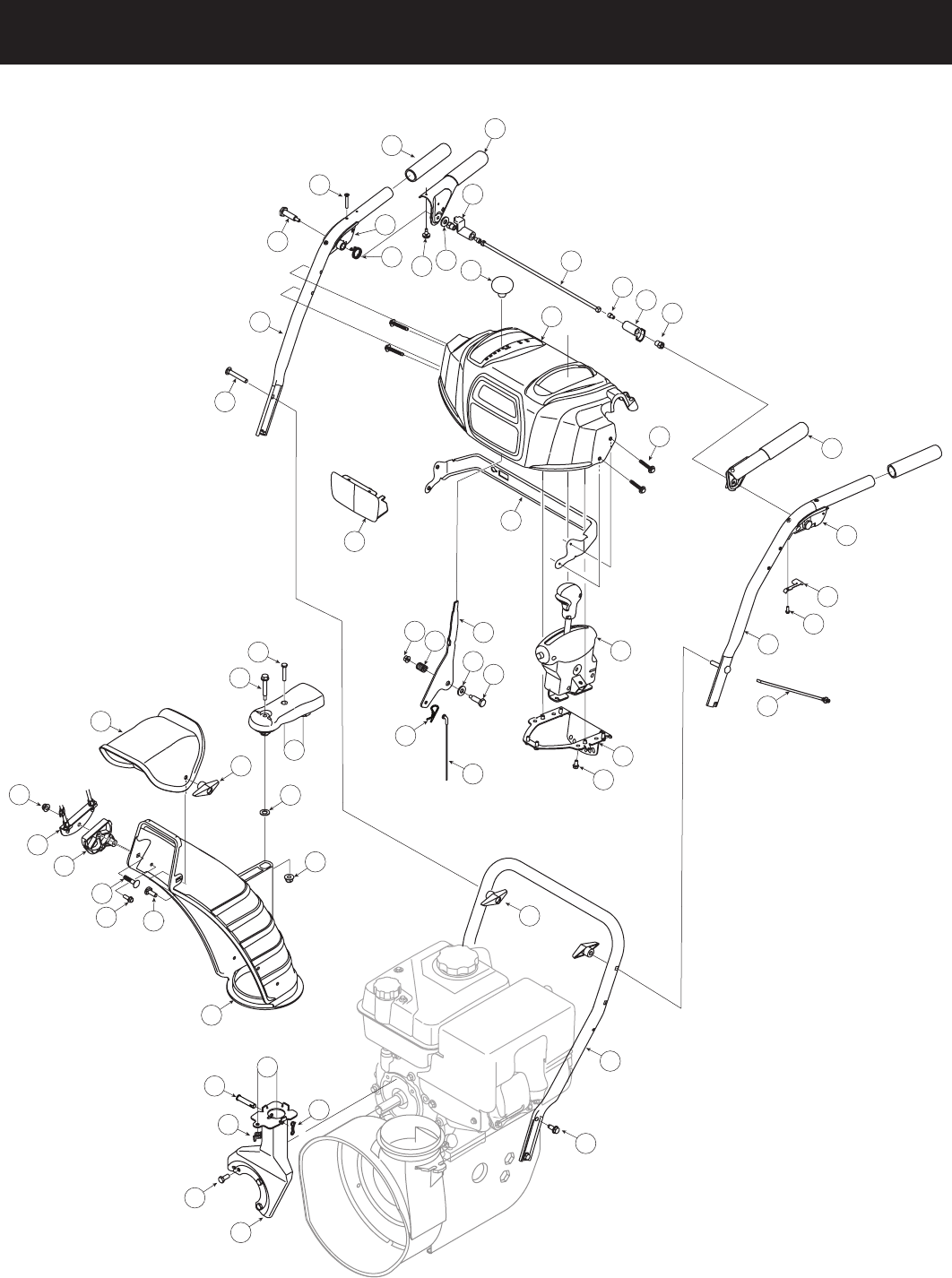 Page 28 of Craftsman Snow Blower 247.8897 User Guide
