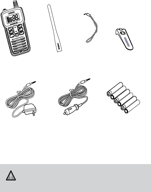 Page 7 of Uniden Two-Way Radio 200 User Guide