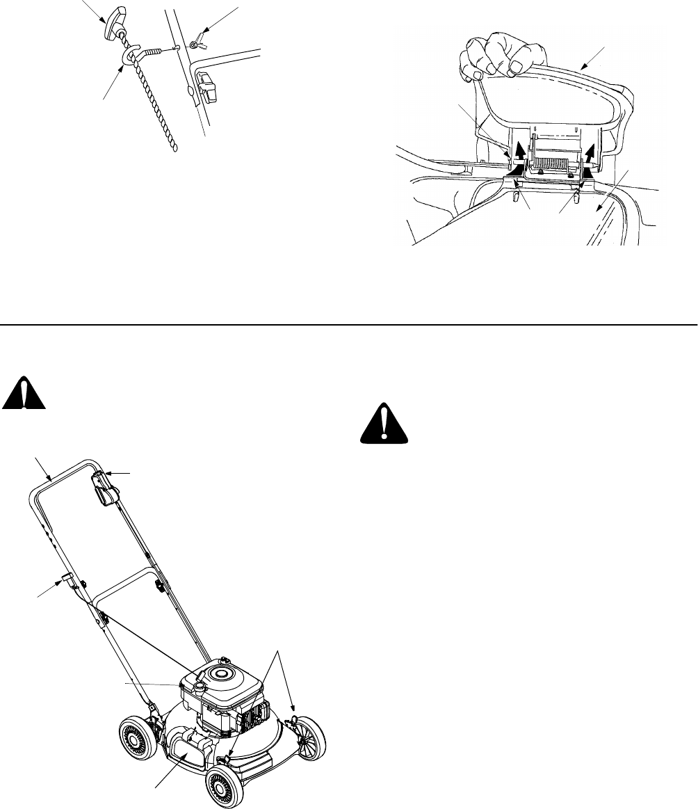 Page 8 of Yard-Man Lawn Mower 109T User Guide