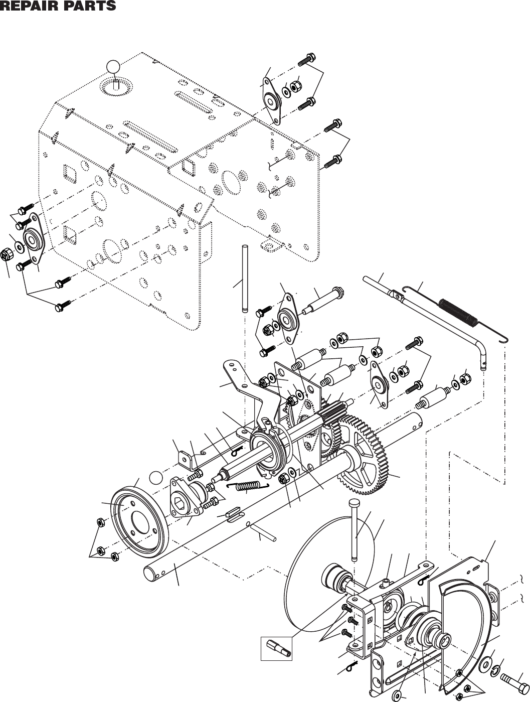 Page 26 of Husqvarna Snow Blower 5524ST User Guide