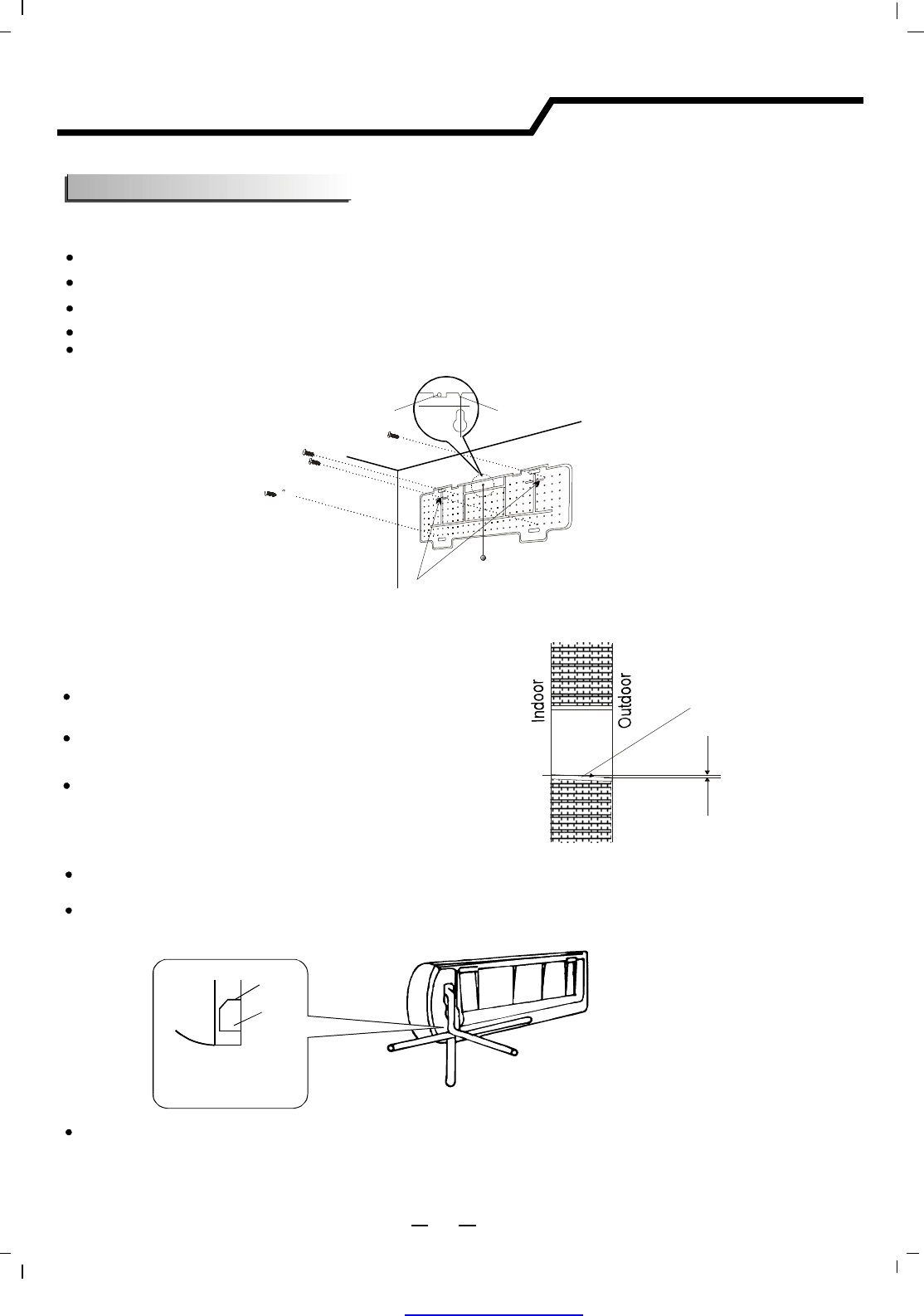 Page 19 of NEC Air Conditioner RIH-2667 User Guide