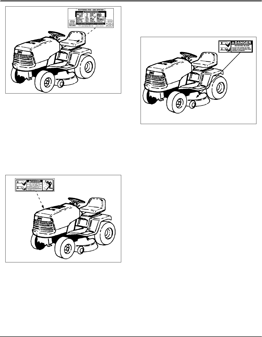 Page 7 of Scotts Lawn Mower S2546 User Guide