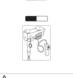 chicago electric 40765 personal lift user manual chicago electric hoist wiring diagram  [ 1009 x 1234 Pixel ]