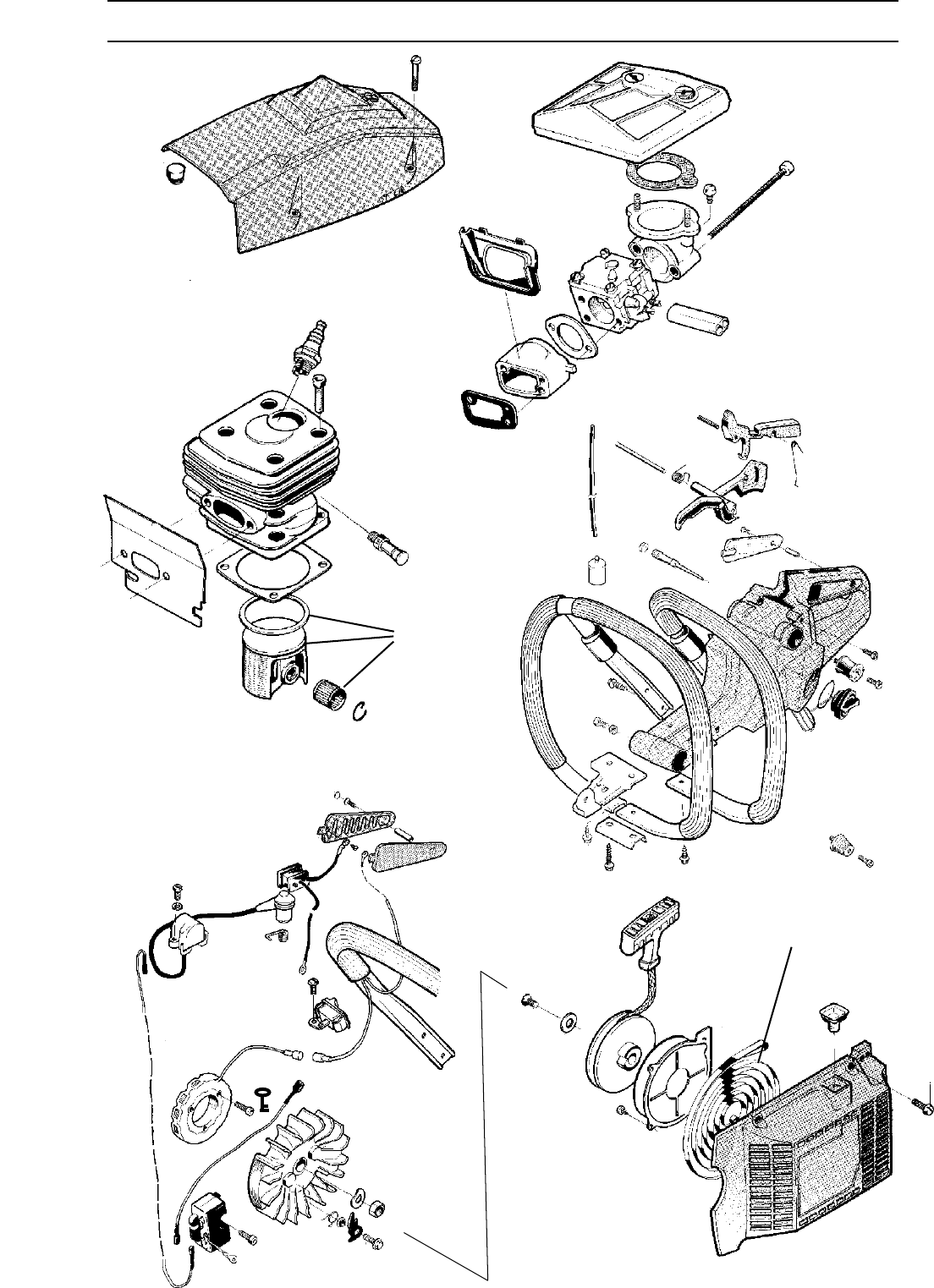 Page 35 of Husqvarna Chainsaw 1018855-26 User Guide