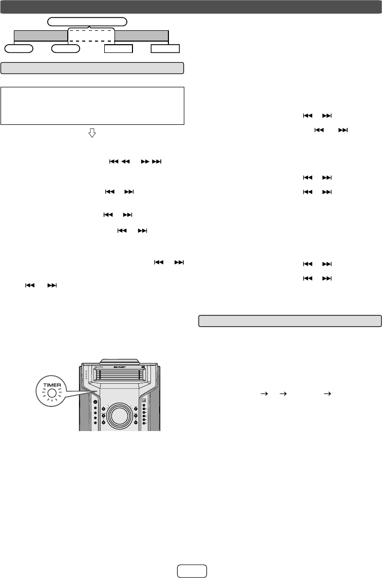 Page 13 of Sharp Stereo System CD-DH950P User Guide