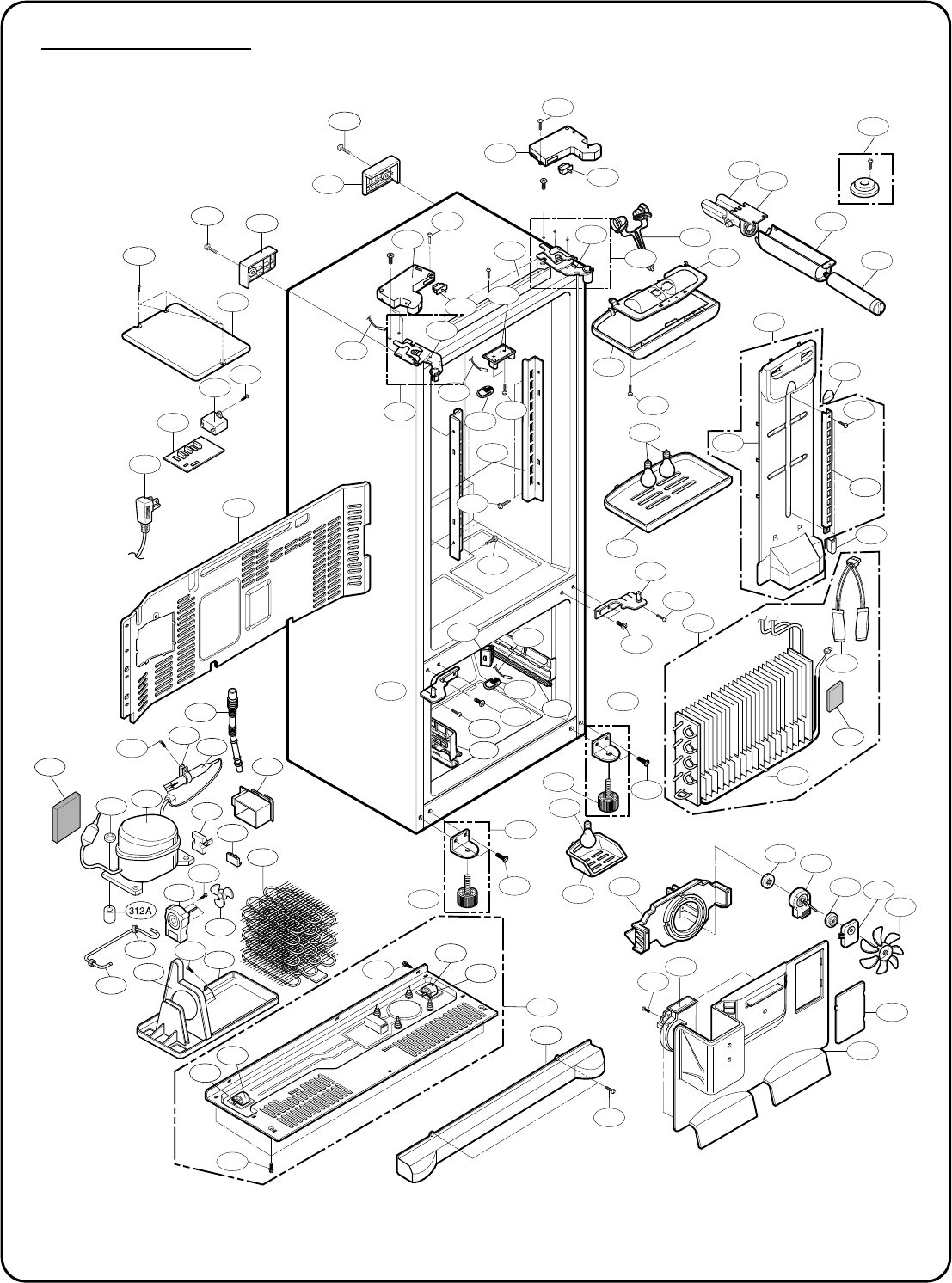 Page 69 of Kenmore Refrigerator 795.775736 User Guide