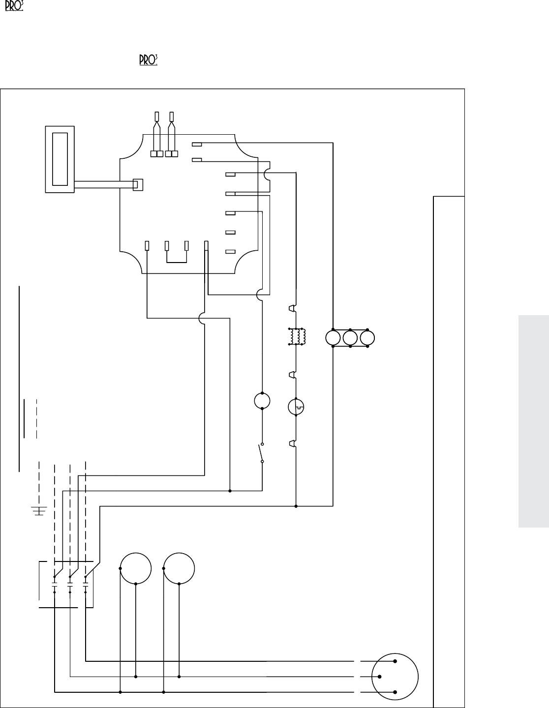 typical wiring diagram walk in cooler enzyme labeled page 19 of heatcraft refrigeration products refrigerator h