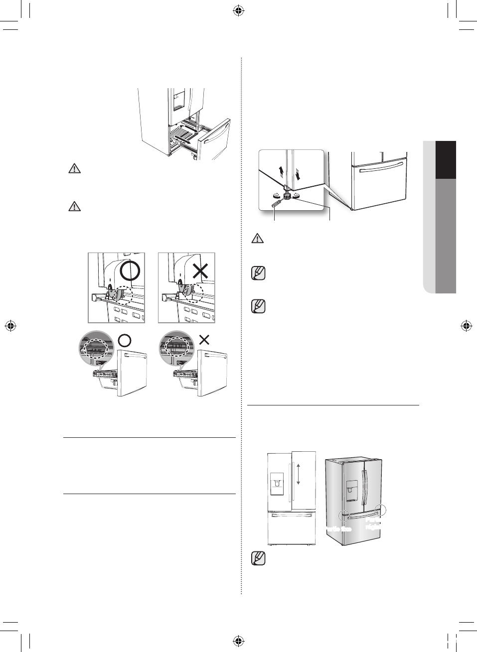 Page 65 of Samsung Refrigerator RF263BEAESR User Guide