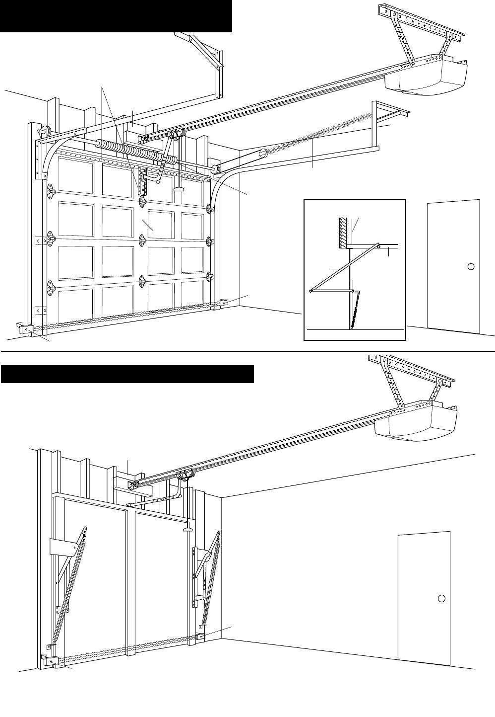 Page 5 of Chamberlain Garage Door Opener 1000SDC 1/3HP
