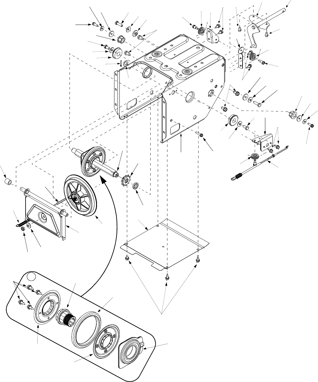 Page 26 of Troy-Bilt Snow Blower 1130 User Guide