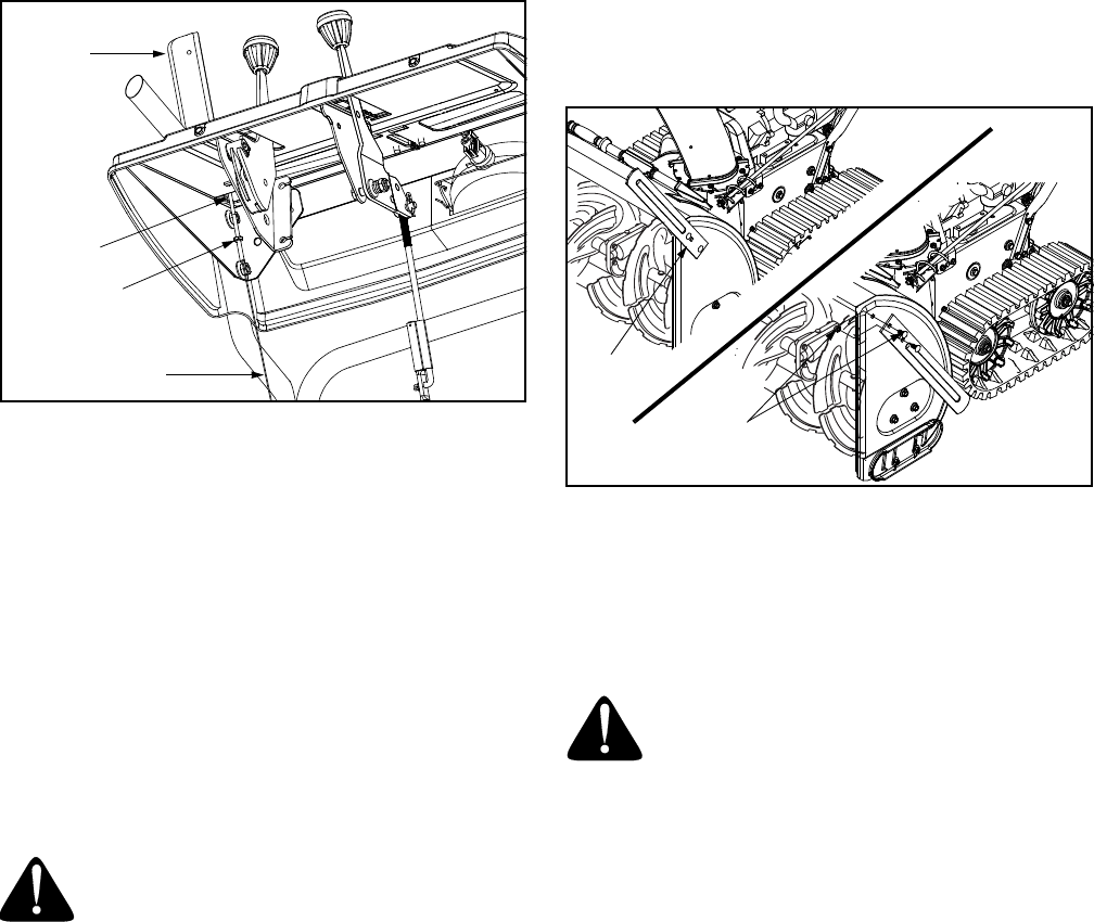 Page 10 of Troy-Bilt Snow Blower 1028 User Guide