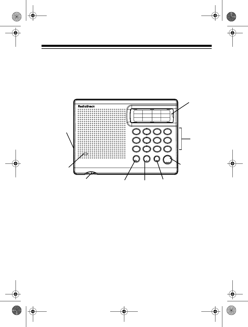 Page 5 of Radio Shack Intercom System 43-484 User Guide