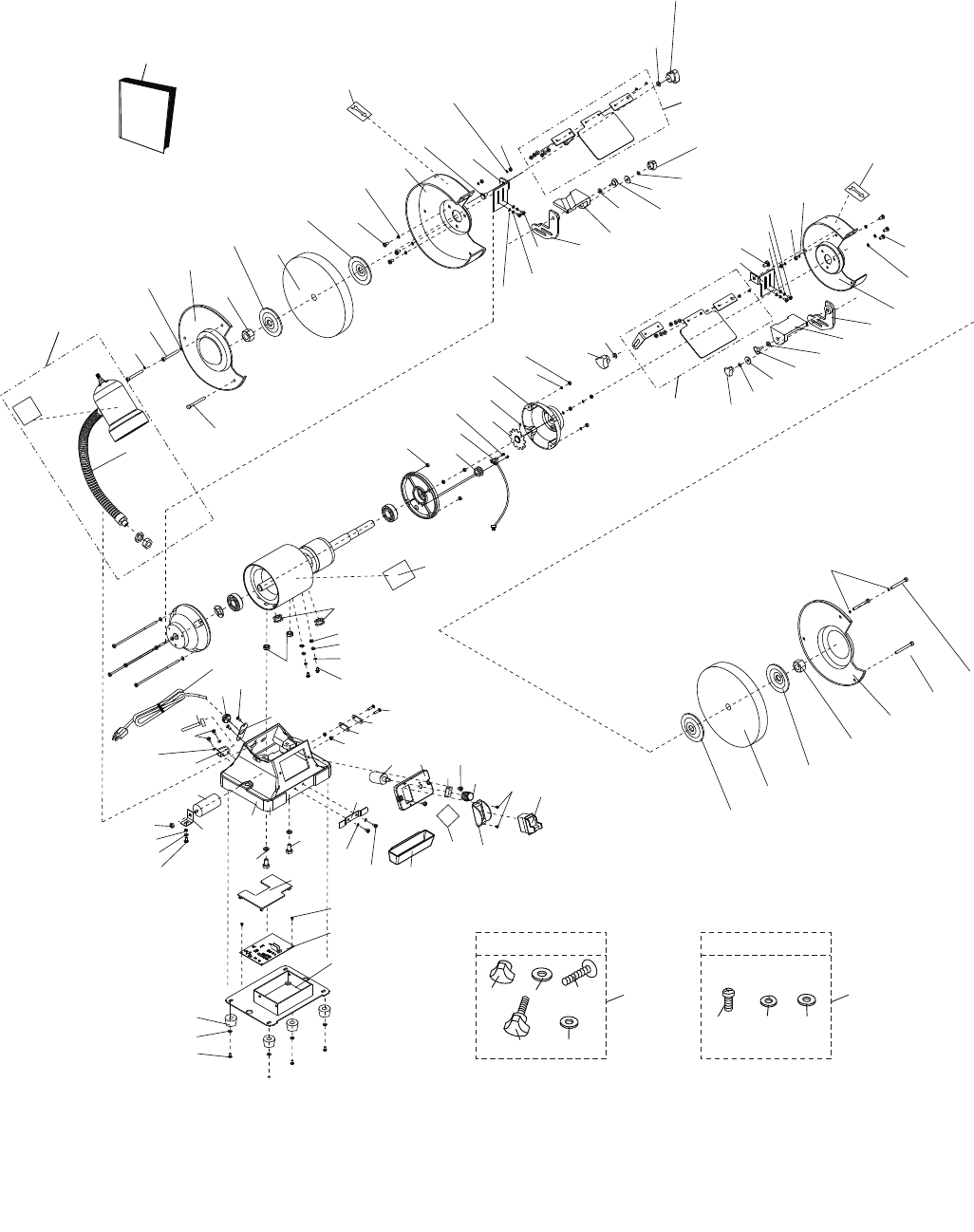 Page 19 of Porter-Cable Grinder PCB575BG User Guide