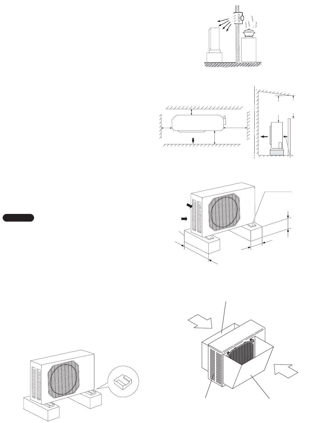 Page 86 of Sanyo Air Conditioner CL1271 User Guide